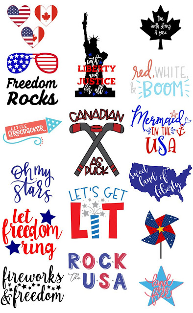 Free 4th Of July Svg Cut Files For Cameo Cut Machine
