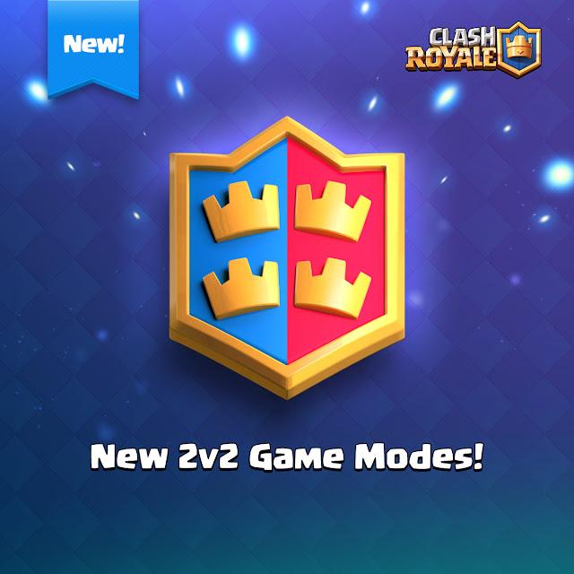 androidAcini Clash Royale 2 ye 2 Mücadele
