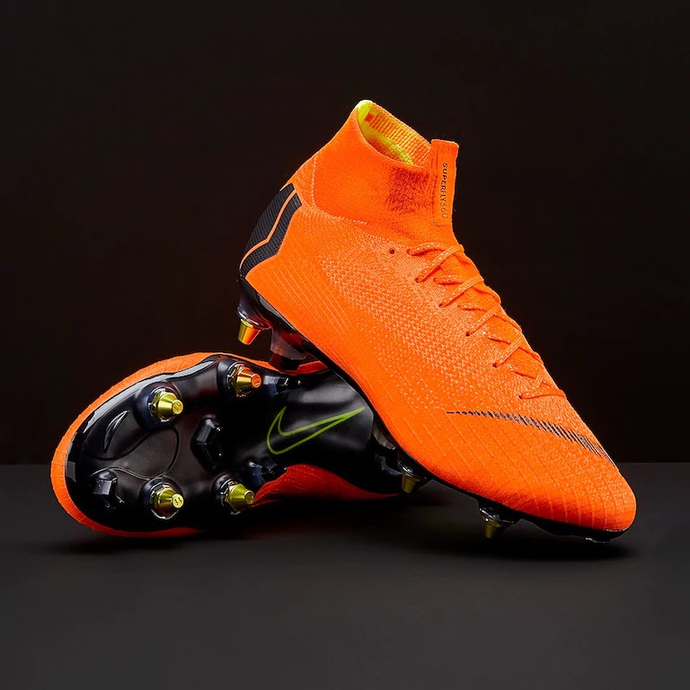 new arrival 8c400 d7c3f SG Version Without Anti-Clog Sole Plate Only For CR7, Neymar ...