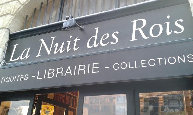 Librería en Burdeos