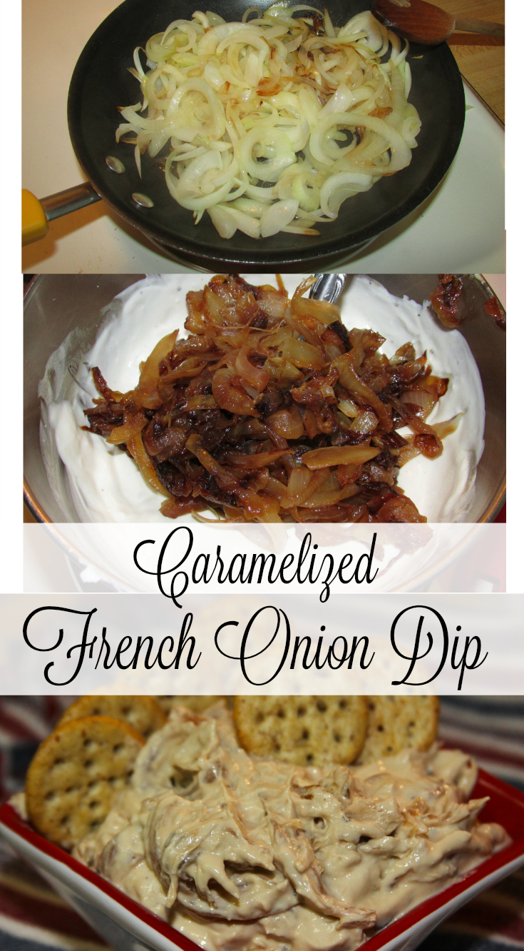 Low-Fat Caramelized Onion Dip Recipe - Genius Kitchen