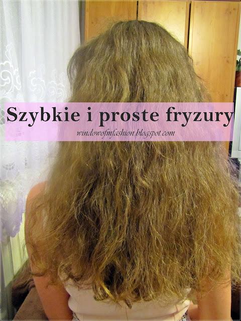 Top 3 fryzur, które zrobisz w mgnieniu oka