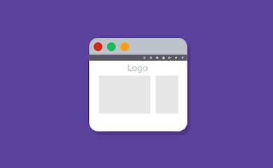 Cara Membuat Widget Social Bar yang Bisa Langsung Diedit pada Menu Layout