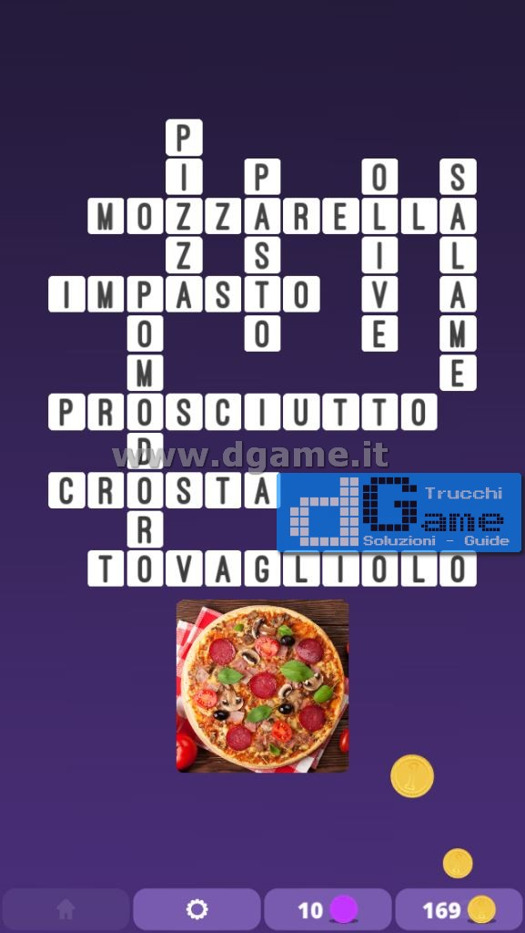 Soluzioni One Clue Crossword livello 1 (Cruciverba illustrato)  | Parole e foto