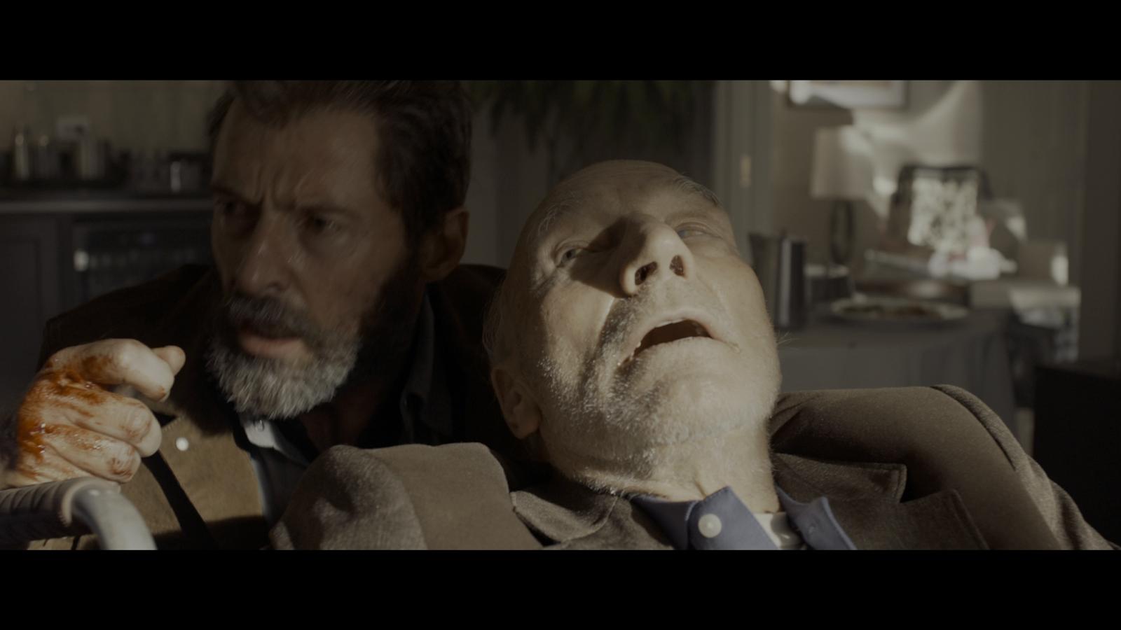 Logan: Wolverine (2017) 4K UHD Blu-Ray Completo captura 2