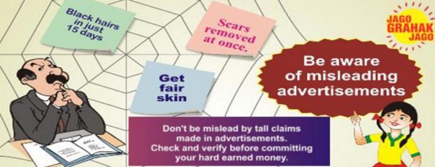 misleading advertisements analysis