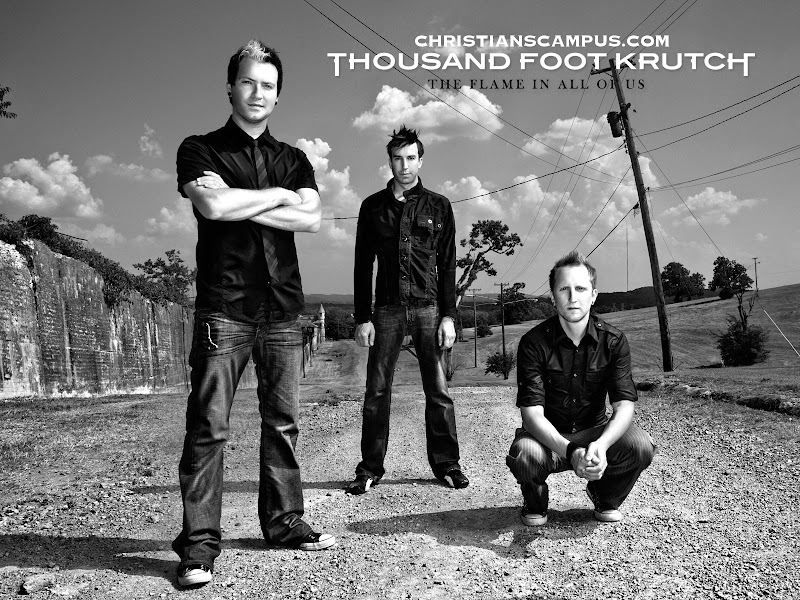Thousand Foot Krutch - Live at the Masquerade 2011 Band members