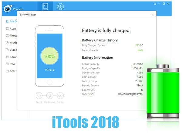 Tải iTools 4.3.6.5 Tiếng Việt và Tiếng Anh mới nhất 2018 cho IOS 9, 10, 11 h