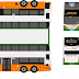 [網頁更新]更新新巴紙巴士4044, 5664。