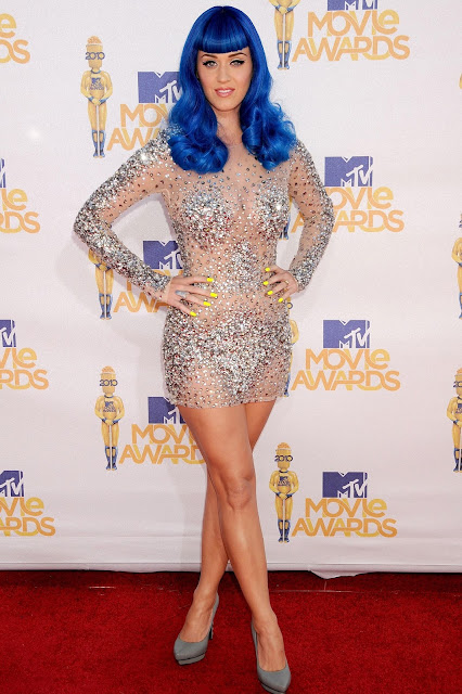 Movie Awards MTV 2010 Katy Perry