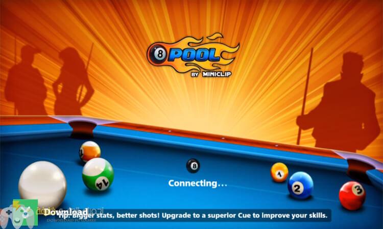 تحميل لعبة بلياردو 8 Ball Pool للكمبيوتر مضغوطة