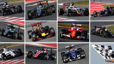 Regarder F1 Grand Prix 2017 en direct sur Internet avec VPN