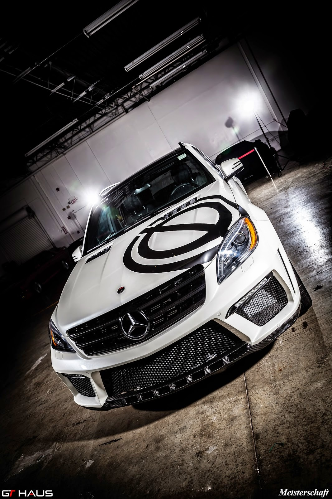 G Wagon 2015 >> Mercedes-Benz ML 63 AMG INFERNO By Meisterschaft & GT Haus ...