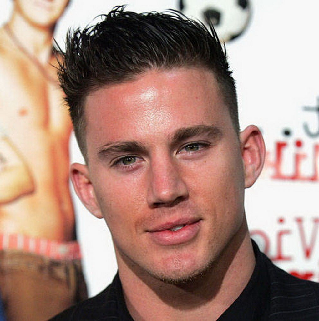 45 handsome channing tatum's hairstyles | hairstylo