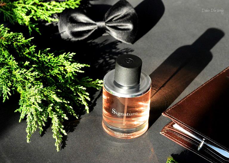 Oriflame Woda toaletowa Signature - elegancki zapach dla mężczyzn