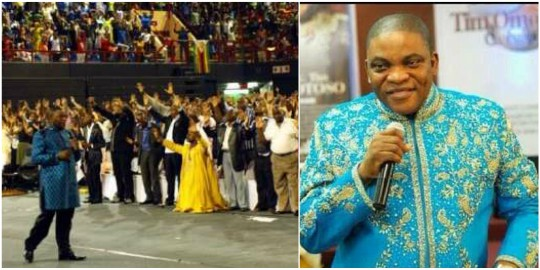 Nigerian pastor, Omotoso, investigated for sexual misconduct in S'Africa