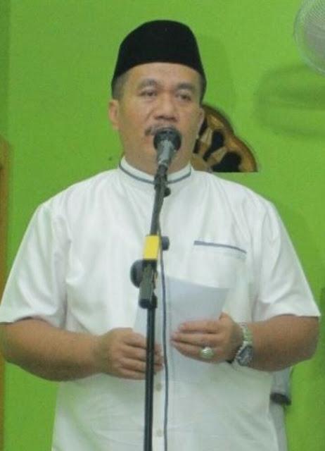 Sekda Asahan Taufik ZA.