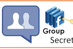 Facebook Secret Groups