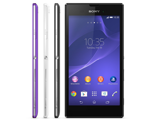 Spesifikasi & Harga Sony Xperia T3 Ultra Terbaru