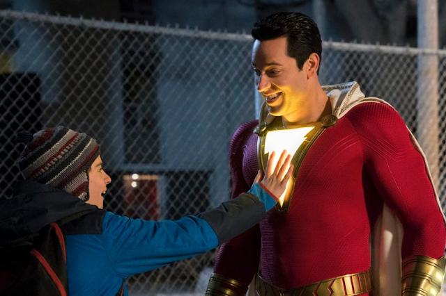 A Warner lançou um trailer direcionado ao publico oriental. A versão chinesa de Shazam! Trazem cenas inéditas, piadas envolvendo o Aquaman e uma batalha grandiosa – Confira!
