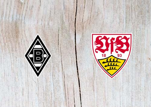 Borussia M.Gladbach vs Stuttgart - Highlights 09 December 2018