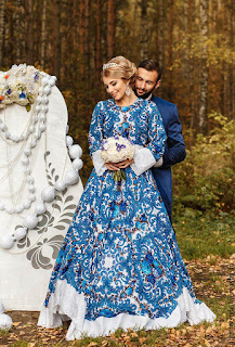 young Russian bride