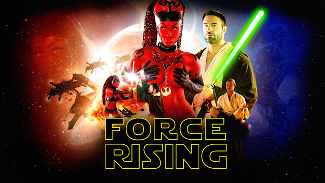 Force Rising XXX Parody [HD]