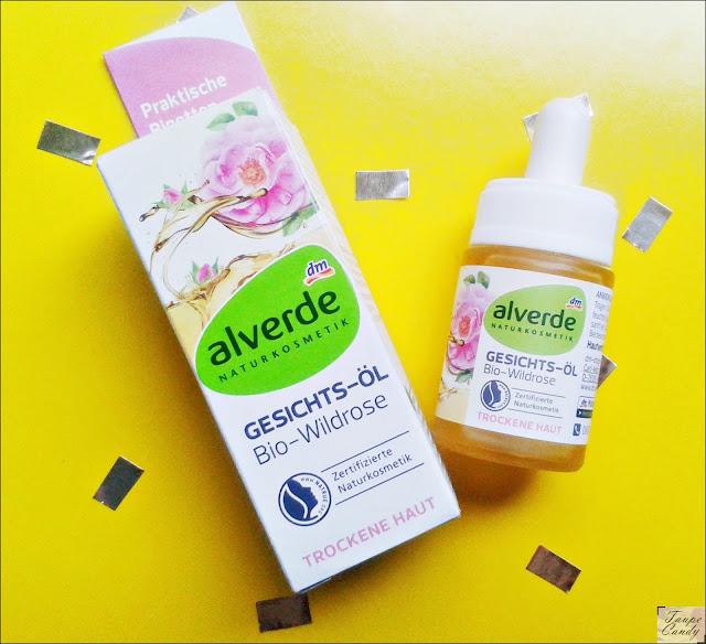 alverde wildrose oil, alverde ulje za lice