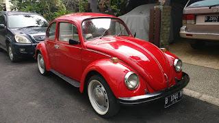 Lapak VW Antik : Dijual VW Kodok 1200 Tahun 74