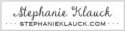 http://stephanieklauck.com