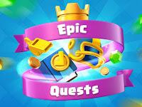 Cara Mendapatkan Chest Gratis di Clash Royale: Quest dan Daily Gift