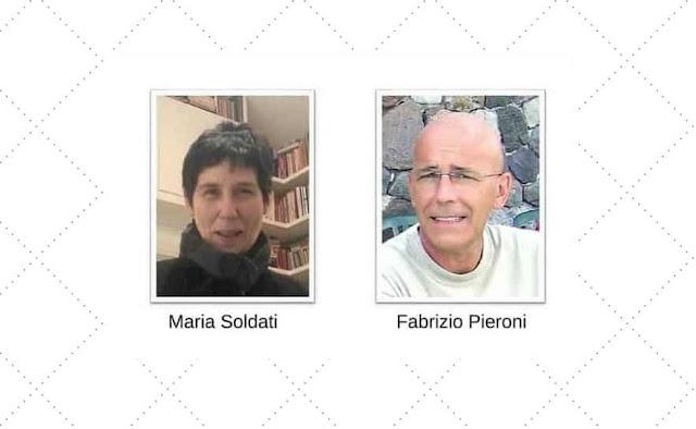 Chi siamo: Maria Soldati e Fabrizio Pieroni