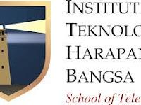 Lowongan Kerja Institut Teknologi Harapan Bangsa Hingga 10 Februari 2017