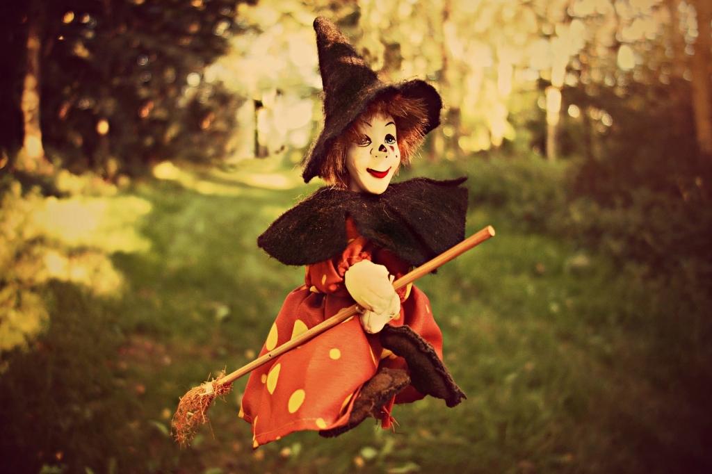 Alzackie czarownice - legendy i fakty