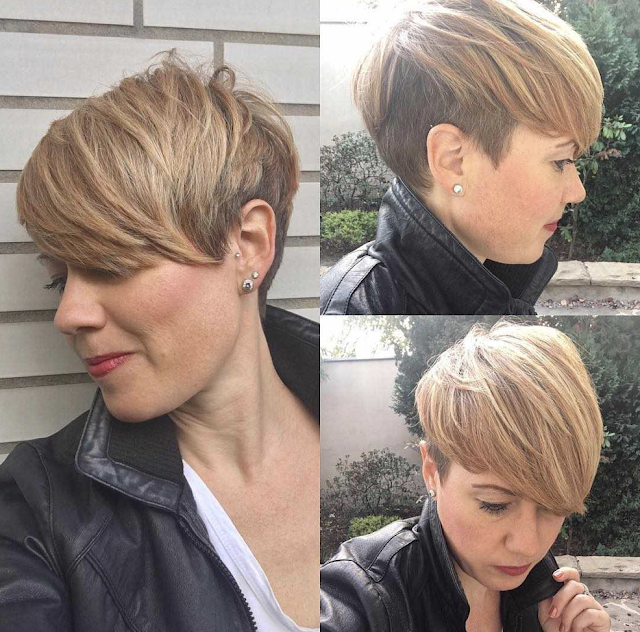 pixie hairstyles for short hair 2019