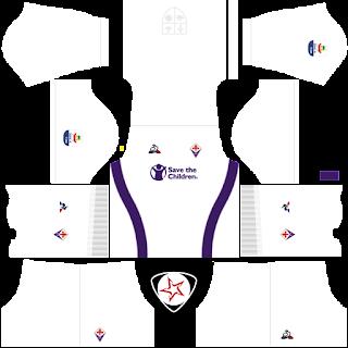 ACF Fiorentina 2018 - 2019 Away Kit