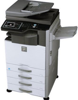 SHARP MX-3115N Printer Driver Download