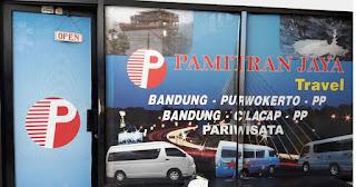 Travel Bandung Purwokerto 2019
