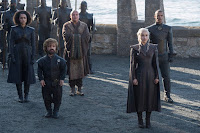 Peter Dinklage and Emilia Clarke in Game of Thrones Season 7 (17)
