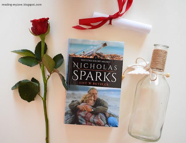 Nicholas Sparks, List w butelce
