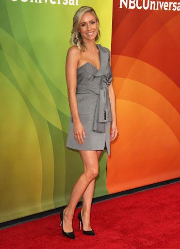 Kristin Cavallari red carpet fashion dresses photo