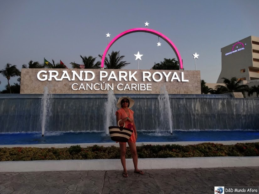 Resort Grand Park Royal Cancun - México