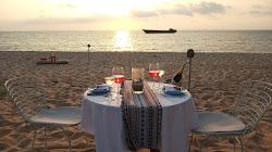 Đặt bàn tiệc sinh nhật tại nhà hàng Shri Phú Quốc có bãi biển và không gian lãng mạn