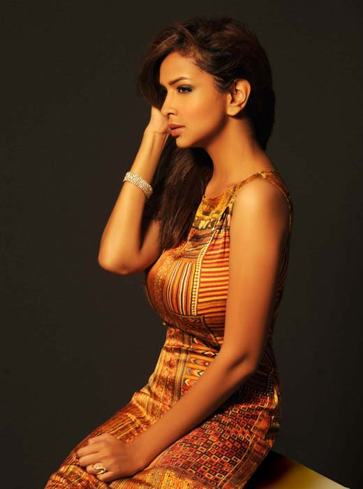Actress producer Lakshmi Prasanna hot photoshoot