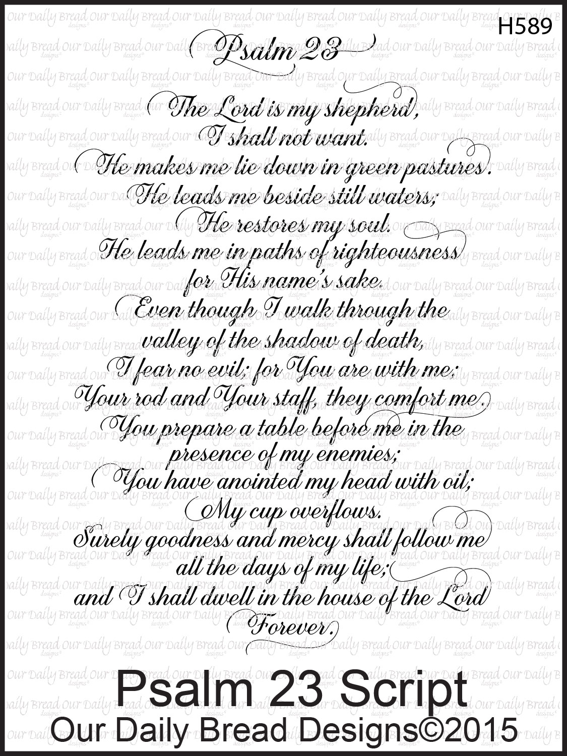 10 Great Prayers from the Psalms