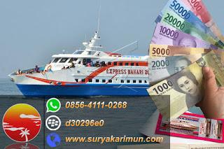 harga tiket kapal karimunjawa via kendal, murah paket wisata promo liburan
