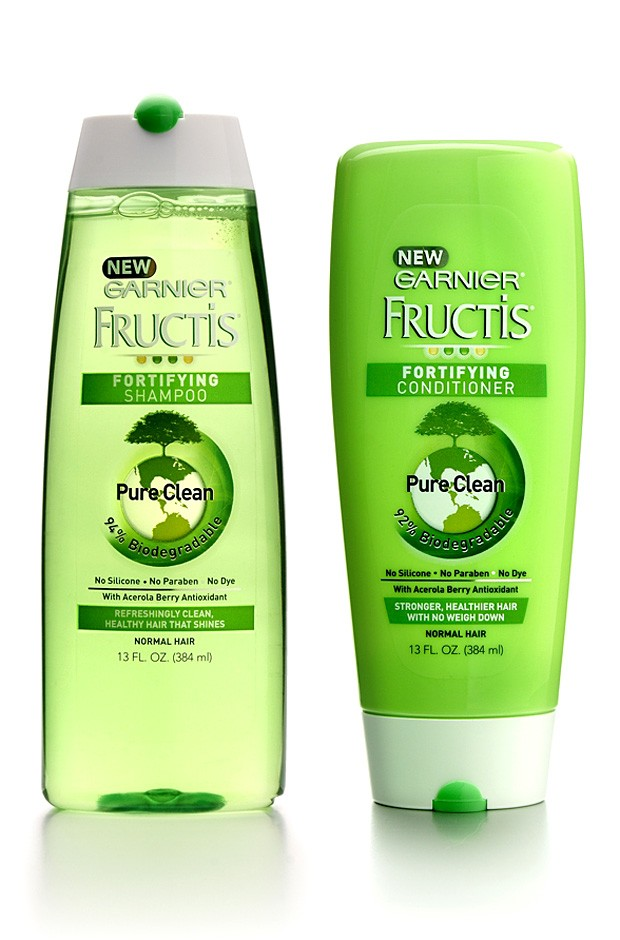 Garnier Fructis Pure Clean Conditioner Natural Hair