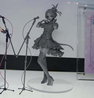 Figuras mostradas en el Megahobby EXPO 2017 Autumn