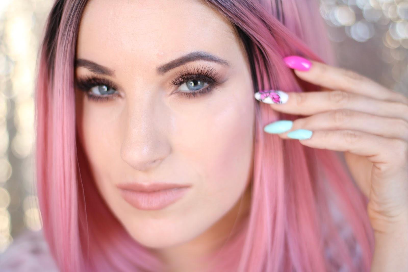 Brown Matte Makeup - Makijaż w brązach