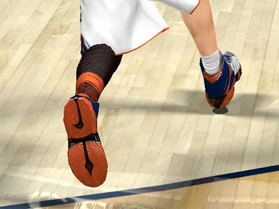 NBA 2K13 Fictional Kicks / Sneakers Patch